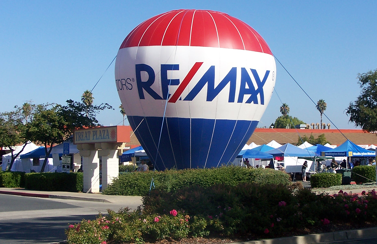 RE/MAX Hot Air Balloon - Northern California
