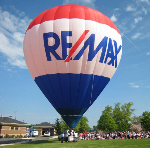 RE/MAX School Presentations - Teaching Thermodynamics and Mankind's Eariest Form of Flight
