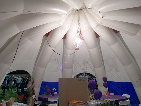 RE/MAX Inflatable Shelter Internal Lighting - Got Light?